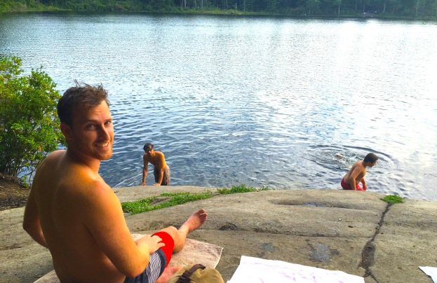 Best Fresh Water Swimming Holes In New England The Pitt Stops